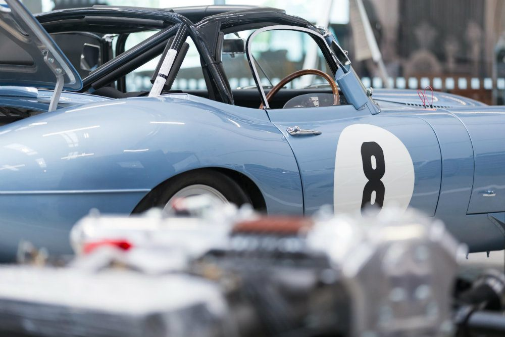 Jaguar Land Rover Classic Works: The UK's Motor City