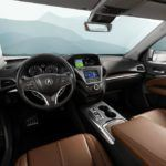 2017 Acura MDX Interior   Front Row