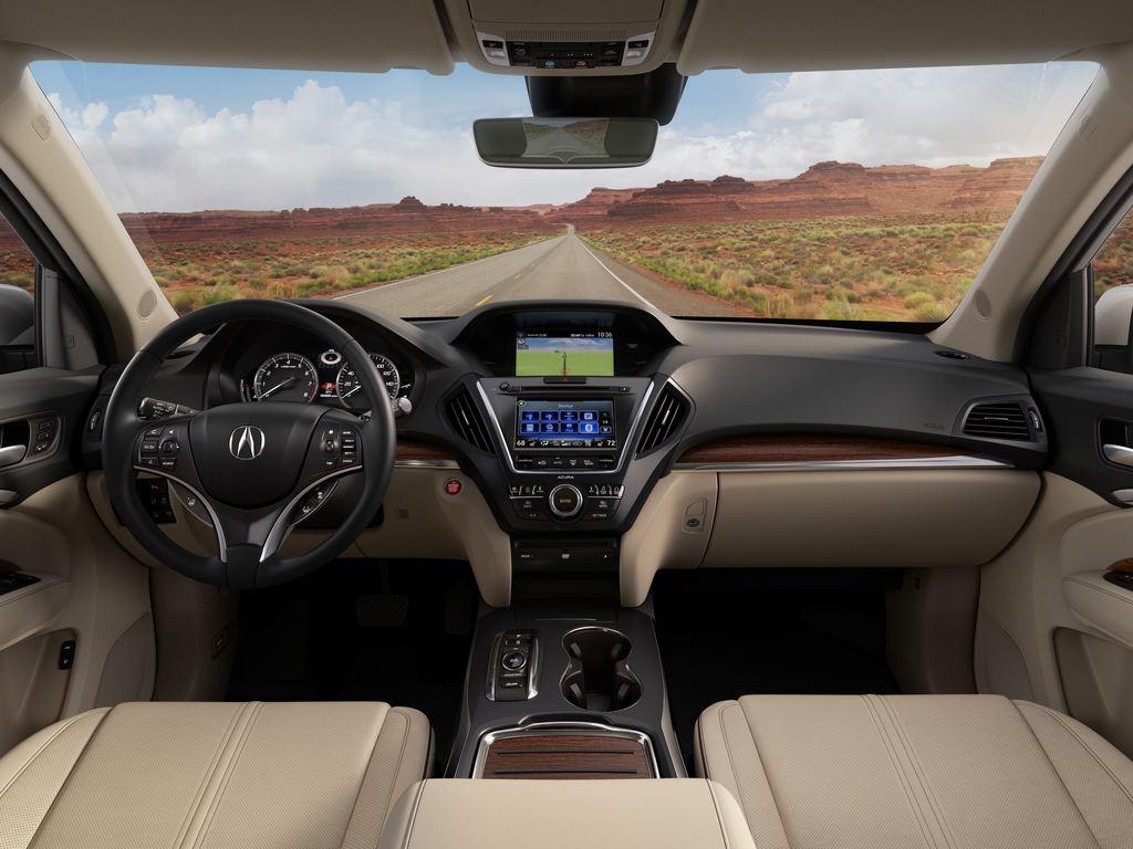 2017 Acura MDX 16