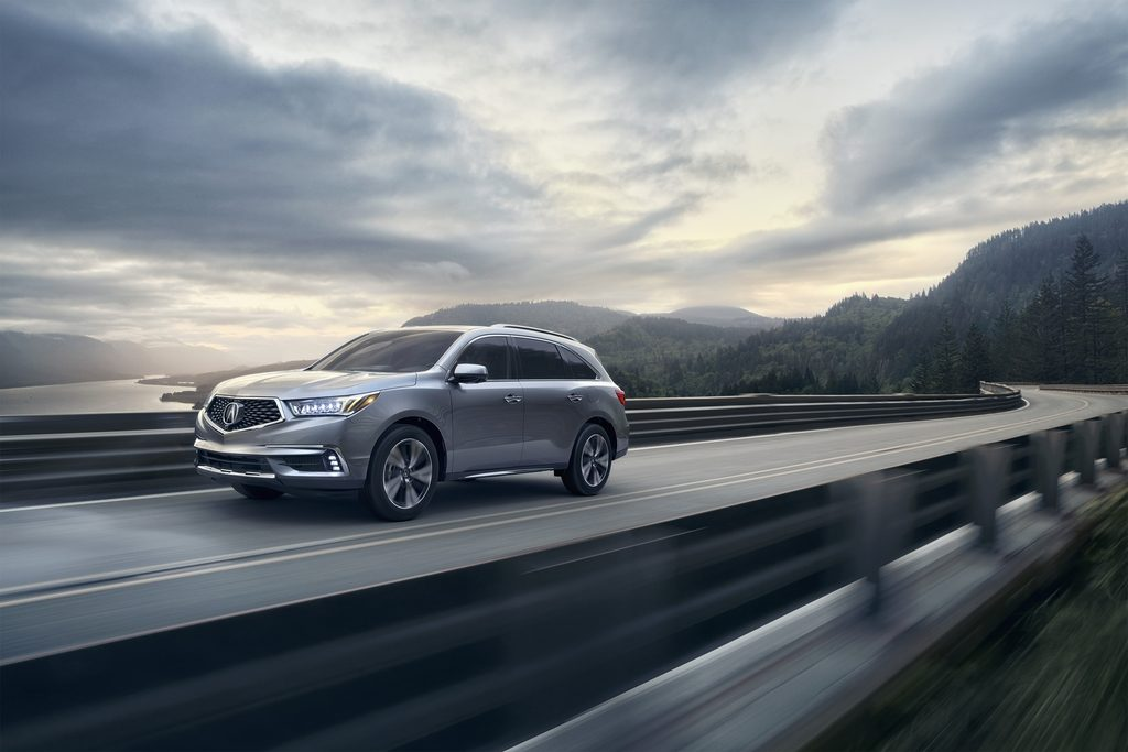 2017 Acura MDX AWD Advance Review