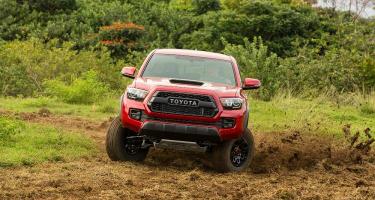 2017 toyota tacoma trd off road review. Black Bedroom Furniture Sets. Home Design Ideas