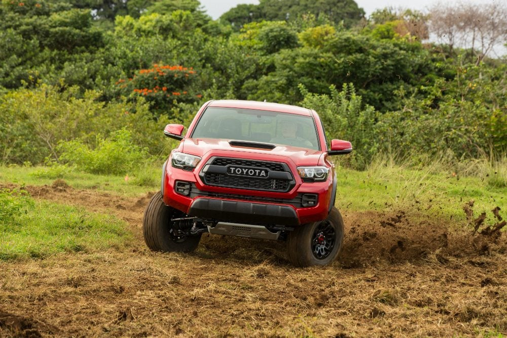 2017 Toyota Tacoma TRD Off-Road Review