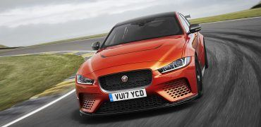 280617xesvproject820 370x180 - Jaguar XE SV Project 8 Tackles The Nürburgring Nordschleife