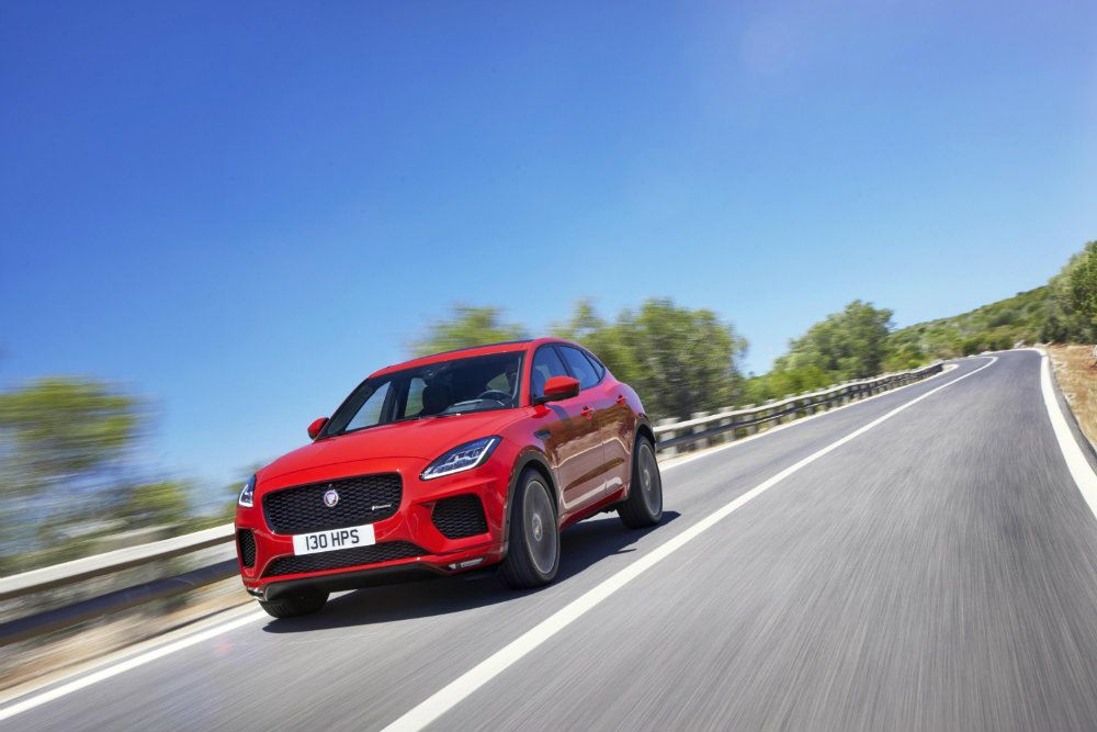 2018 Jaguar E-PACE: Fashion Statement or Full-Bodied Capability?