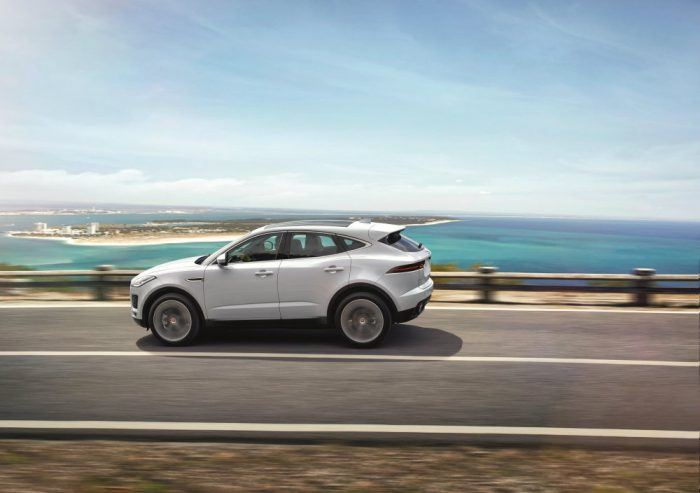 2018 Jaguar E-PACE: Fashion Statement or Full-Bodied Capability? 17