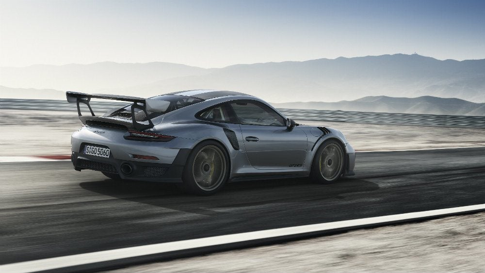 2018 Porsche 911 GT2 RS: The Ultimate 911?