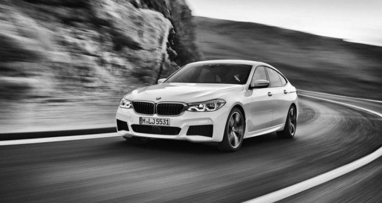 2018 bmw 6 series gran turismo not some video game. Black Bedroom Furniture Sets. Home Design Ideas