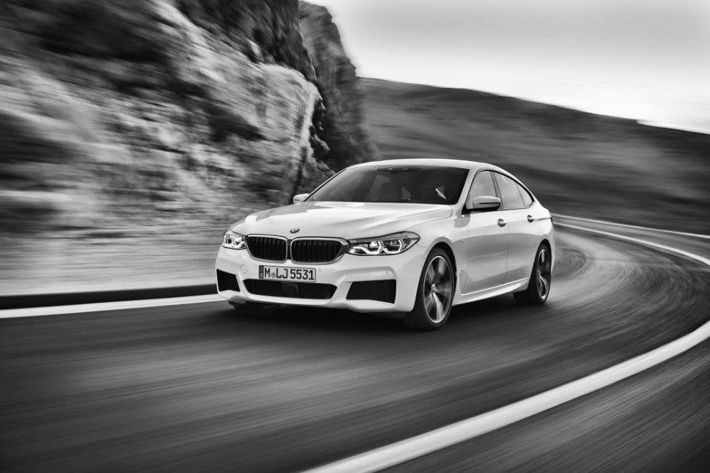 2018 BMW 6 Series Gran Turismo: Not Some Video Game