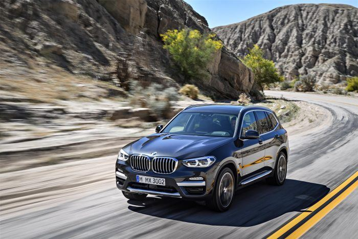 2018 bmw x3 the sports activity vehicle. Black Bedroom Furniture Sets. Home Design Ideas