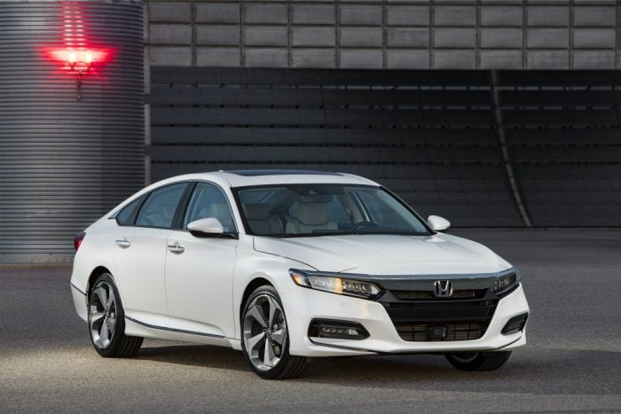 2018 Honda Accord Gets Thorough Redesign