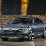 11 2018 Honda Accord Touring