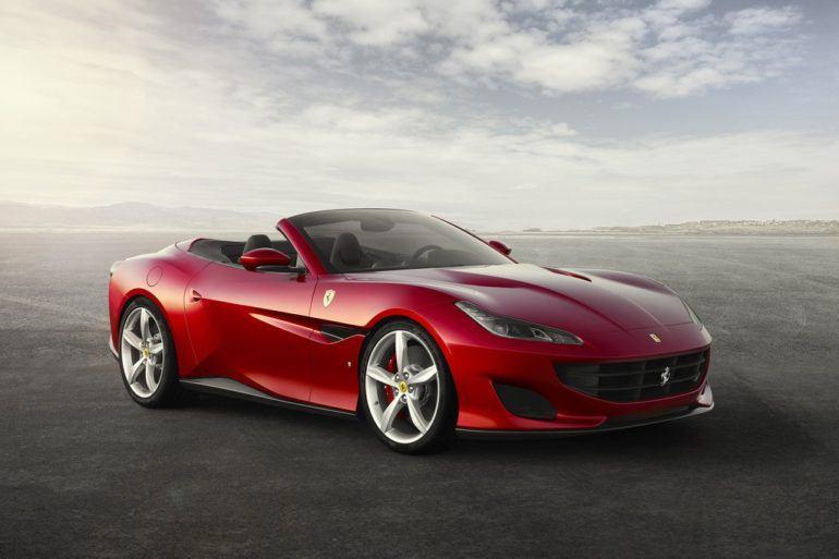 Ferrari Portofino Comes Out of Nowhere 19