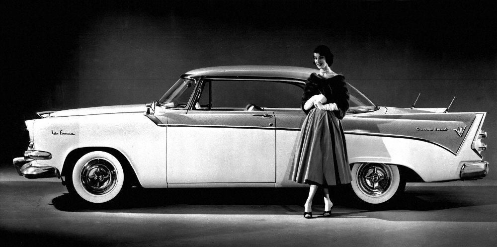 1955 Dg Lafemme lft sd model