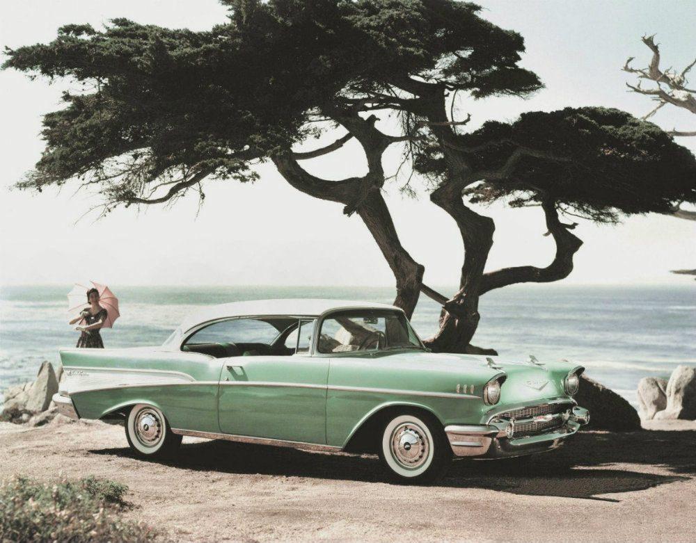 1957 Chevrolet BelAir1 medium