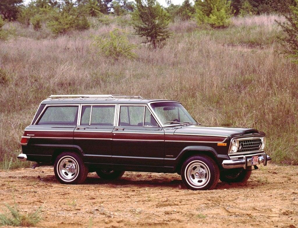 1978 Jeep Wagoneer 4dr