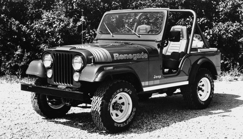 1980 Jeep CJ5 Renegade