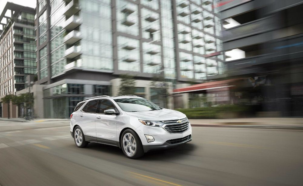 Forthcoming 2018 Chevy Equinox Diesel May Lead Segment In Fuel Economy