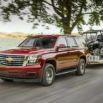 2018 Chevrolet Tahoe Custom 009
