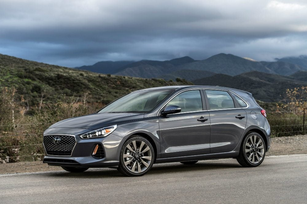 2018 Hyundai Elantra GT Features Performance, Cargo Space, Modest MSRP