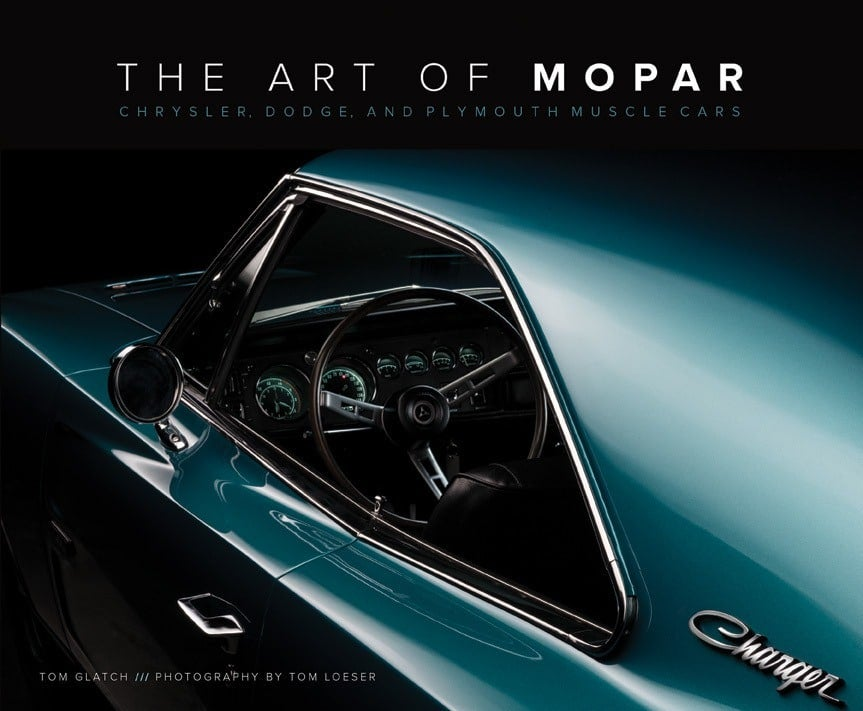 Art of Mopar cover