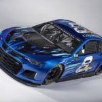 Chevrolet Camaro ZL1 RaceCar Monster Energy NASCAR Cup Series 04