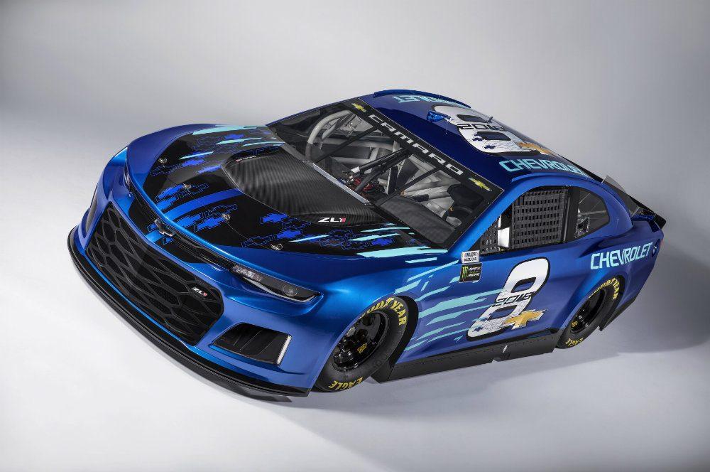 2018 Chevrolet Camaro ZL1 Goes NASCAR