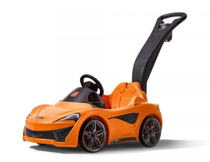 McLaren 570S Step2 Push Sports Car
