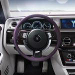 New Phantom EWB steering wheel