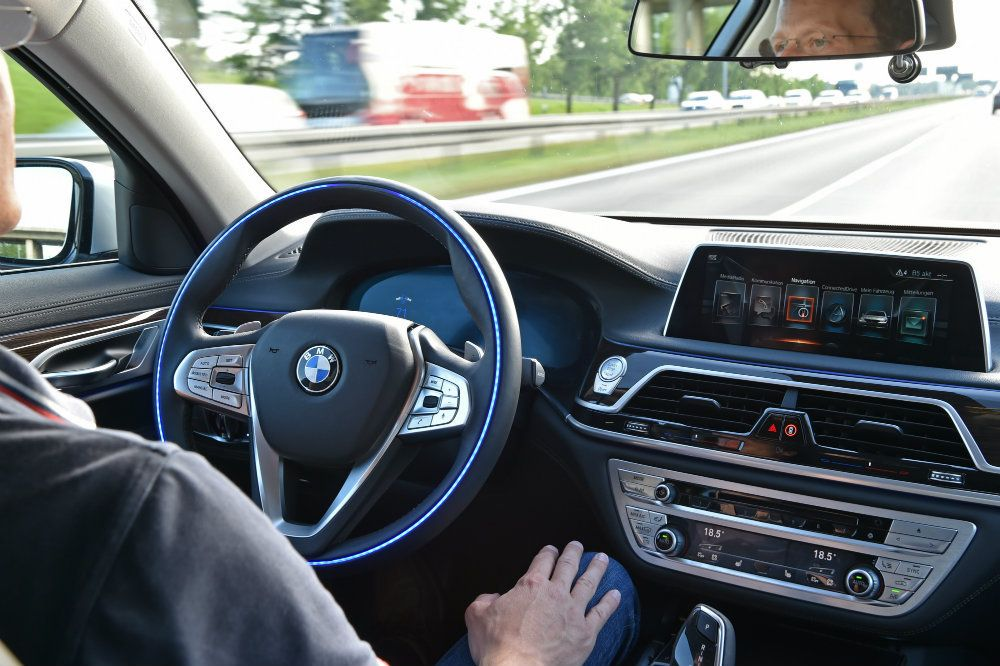 BMW, Intel, Mobileye, FCA Unite For Ambitious Autonomous Driving Initiative