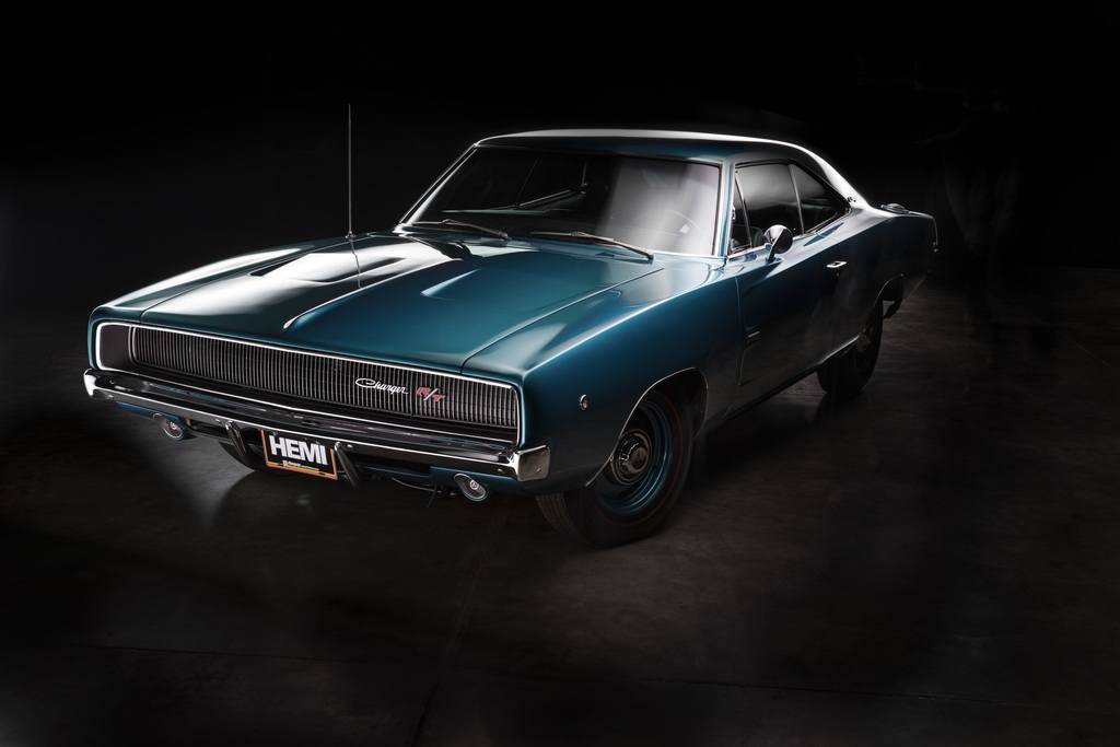 Automoblog Book Garage: The Art of Mopar