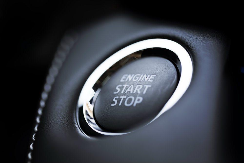 engine start stop button P9G4ESU
