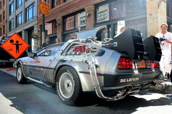 1280px Delorean DMC 12 Time Machine in San Francisco