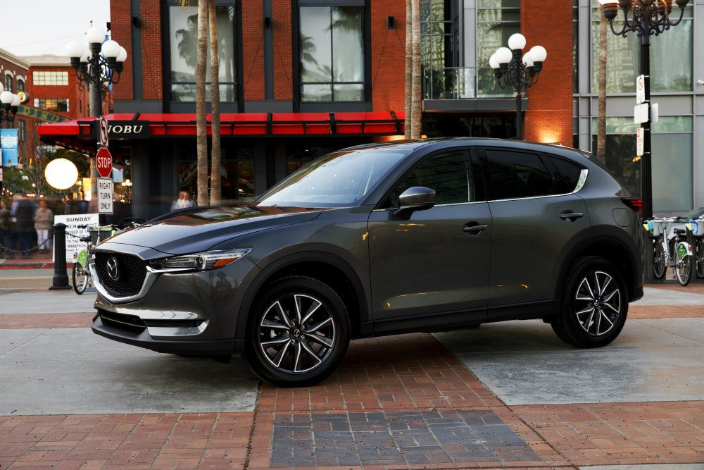 2017 Mazda Cx 5 Grand Touring Awd Review