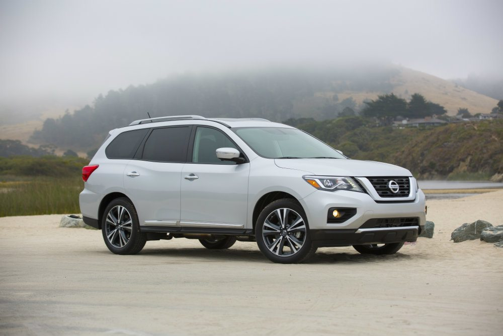 2018 Nissan Pathfinder Arrives With New Features, Special Editions