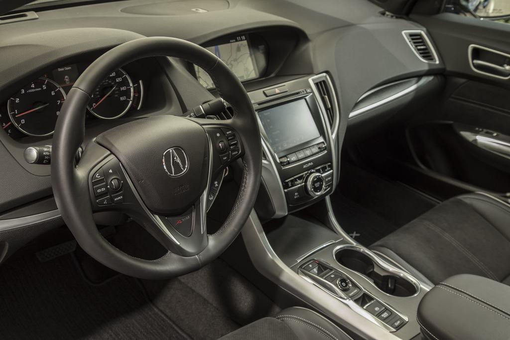 2018 Acura TLX 115