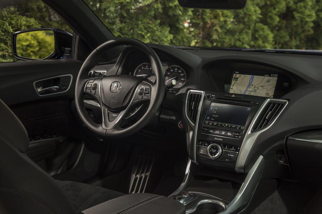 2018 Acura TLX 116