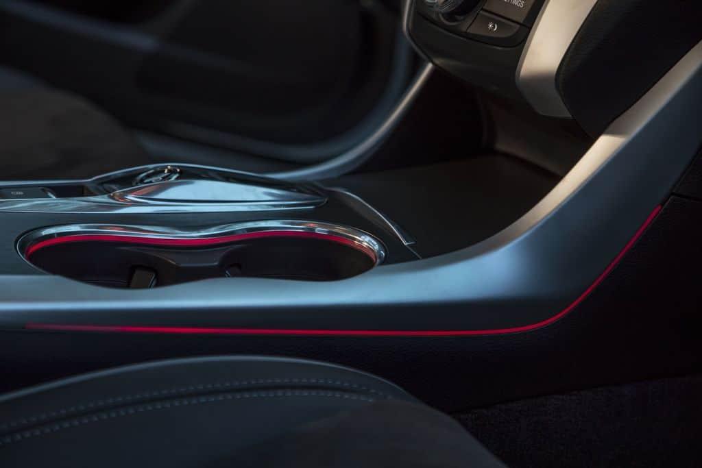 2018 Acura TLX 119