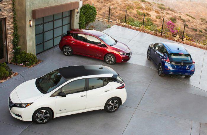 2018 Nissan LEAF US 02