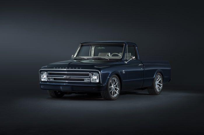 Chevy Colorado Centennial Edition >> Chevrolet Introduces Centennial Edition Trucks, Kicks Off 100-Day Celebration