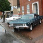 Chevy Impala and Belair