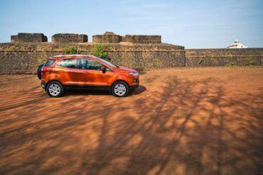 Ford EcoSport Goa 17