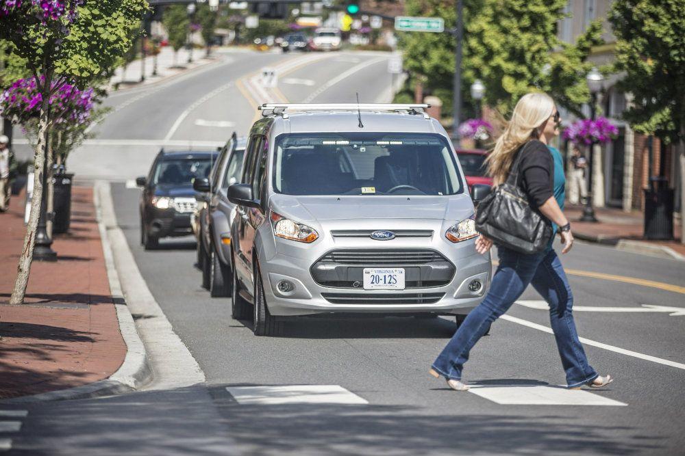 Ford, Virginia Tech Help Autonomous Cars Talk To Us