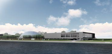 GM Design Expansion 01 370x180 - General Motors Enters Final Phase of Technical Center Expansion