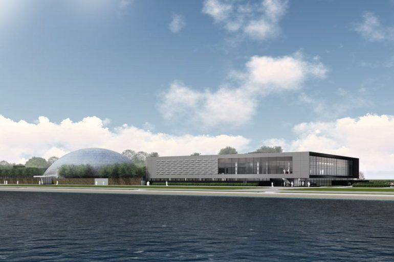 General Motors Enters Final Phase of Technical Center Expansion 27