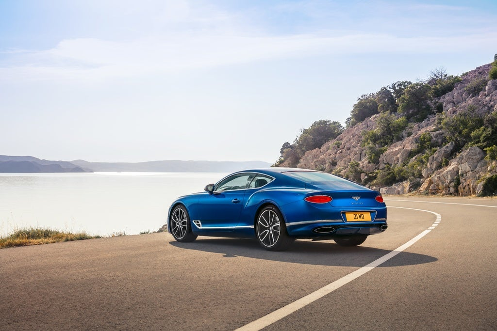 New Continental GT 12