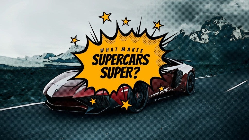 What Makes Supercars Super: Yellow Compass Group
