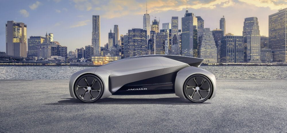 Future-Type Concept: Jaguar Completely Lost Their Mind