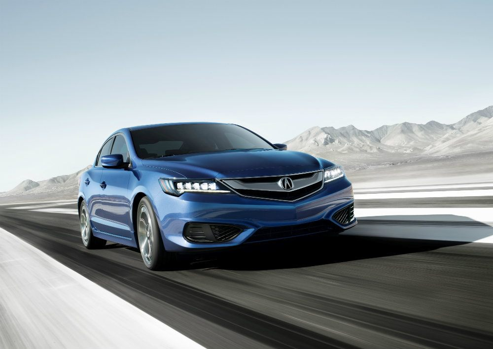 01 2018 Acura ILX Special Edition