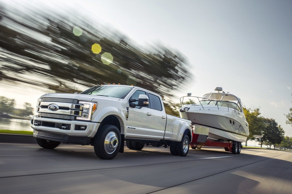 2018 Ford F-Series Super Duty Limited: Big Capability, Big Price