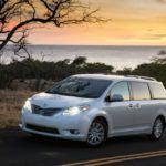 2015 Toyota Sienna Limited 14